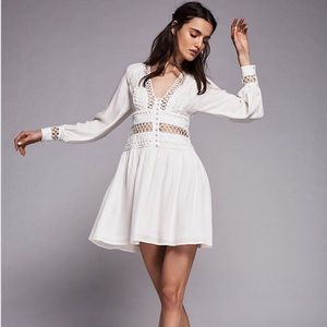 NEW Free People Cut Out Dress